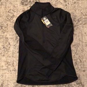 Under Armor coldgear half zip jacket